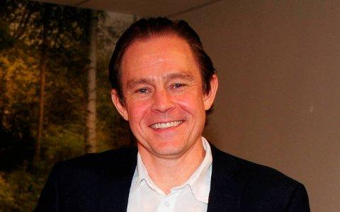 ØNSKERÅVÆREPILOT:Kultursjef Fredrik Glans søker om at Nittedal skal bli pilotkommune for Fritidskortet, der alle barn mellom 6 og 18 år får en sum penger fra staten for å være med på fritidsaktiviteter.