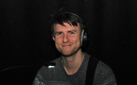 MUSIKER:David Grant er utdannet komponist fra Norges musikkhøgskole.