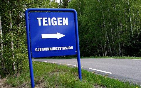 I Follo Ren er ikke kommunikasjonssjef Pia Løseth videre bekymret for at gjenvinnigstasjonene på Bølstad, Teigen og i Oppegård kommune blir nedlagt. Foto: Arkiv