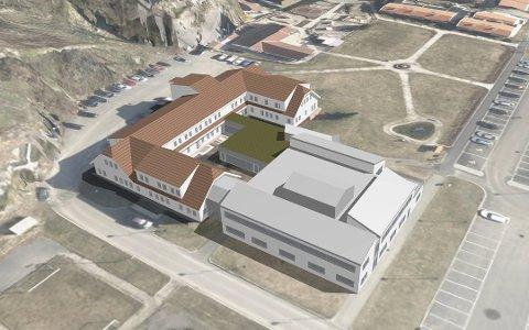 Dag Gjesteby skriver at vi ikke behøver noe «nytt hus» for å utvikle en bedre helse- og omsorgstjeneste til befolkningen i Risør.