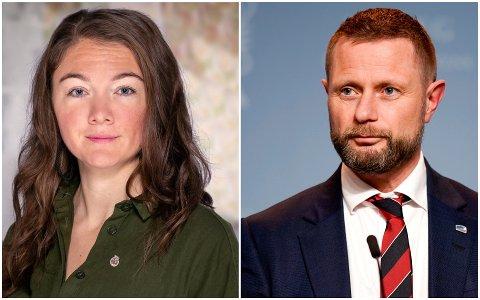 KRITISK TIL HØIE OG REGJERINGEN: Maria Z. Heiberg, som leder Oslo MDG.