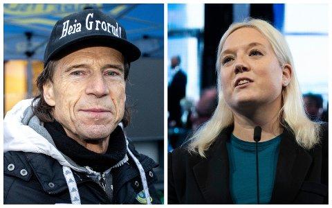 - IKKE TROVERDIG: Jan Bøhler mener det ikke er troverdig når Aina Stenersen ønsker seg flere ungdomsenheter i ved norske fengsler. - Bøhler kan bruke tiden sin som han vil, svarer Stenersen.