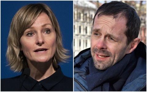 KRITISK TIL TILDELINGSBREV: Venstres Hallstein Bjercke er kritisk til kuttene det legges opp til fra byråd for oppvekst og kunnskap Inga Marte Thorkildsen.