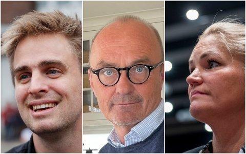 NTB / Cornelius Poppe / Marith Holmgren Sander / NTB / Terje Pedersen
