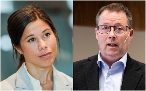REAGERER PÅ TRUSLENE: KS-styreleder Bjørn Arild Gram mener truslene mot Lan Marie Berg (MDG) og andre lokalpolitikere er en trussel mot demokratiet.