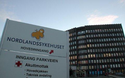 Kutter: Nordlandssykehuset må spare penger. Foto: Tom Melby