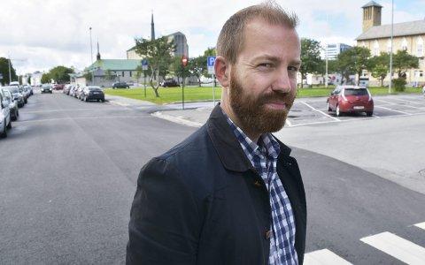 Å bruke sykkel i arbeidstiden vil ifølge MDG redusere sykefraværet i Bodø kommune.