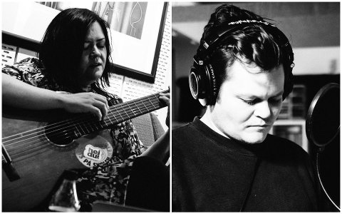 Tonje Unstad og Patrik Bottolfsen kommer med tre singler i mars.
