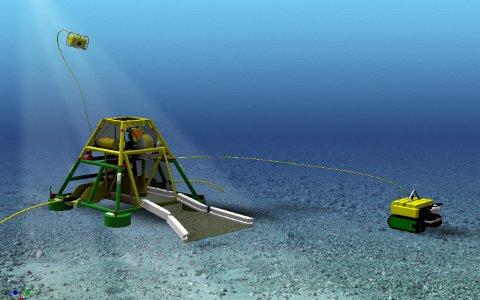 Systemet for havobservasjon er utviklet av bergensfirmaet METAS.