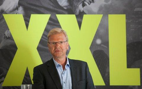Fredrik Steenbuch går av som XXL-sjef.