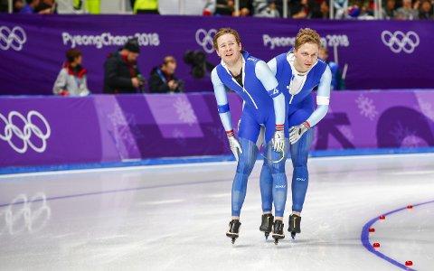 Osingen Sverre Lunde Pedersen var helt enorm i semifinalen, og har med det sikret seg den andre medaljen i årets OL. Det kan bli gull.