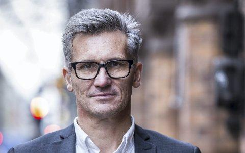 Direktør i Datatilsynet, Bjørn Erik Thon, avventer svar fra Bergen kommune. Foto: Mariam Butt / NTB scanpix