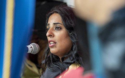 Lubna Jaffery er byråd for arbeid, sosial og bolig.