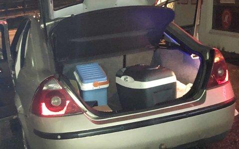 Naboer fikk forstyrret nattesøvnen av musikken fra «isbilen» og tilkalte politiet.