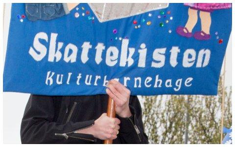 NY SJEF: Skattekisten Kulturbarnehage i Egersund er ikke ny, men har fått ny daglig leder. Jane Mydland Helland overtar nå rollen.