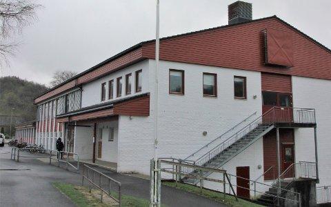 I KARANTENE: Éin klasse ved Bjerkreim skule er nå i karantene.