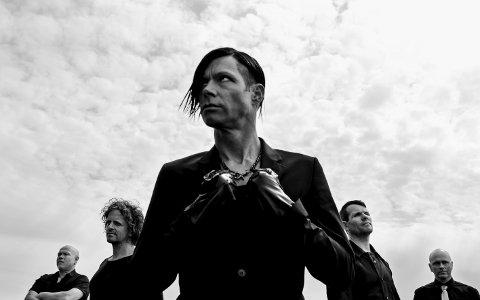 Seigmen: 9. april gjester bandet  Union, som et av få stoppesteder på bandets vårturné.  Pressefoto: Bjørn Opsahl