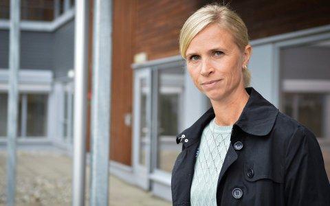 Kommuneoverlege i Øvre Eiker Ane Wigenstad Kvamme.