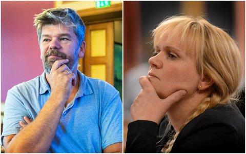 UNDRES: Kristin Surlien (H) undres over valget til Ståle Sørensen (Ap).