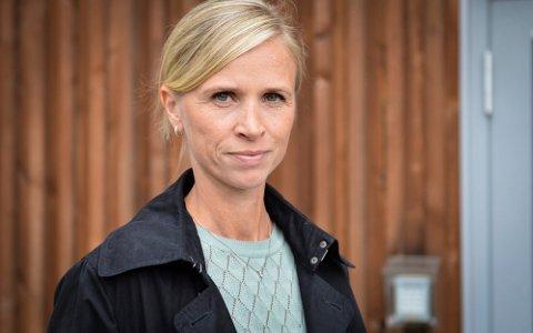 Kommuneoverlege Ane Wigenstad Kvamme.