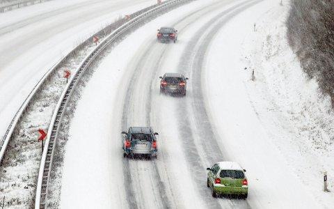 IKKJE FORSIKRA: Per dags dato køyrer det 39.000 bilar på norske vegar utan forsikring.