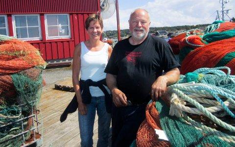 Inger og Harald Haraldsen