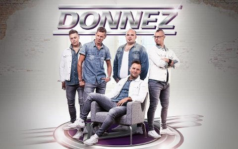 Populære Donnez kommer til årets dansegalla på Hvaler lørdag 28. september.