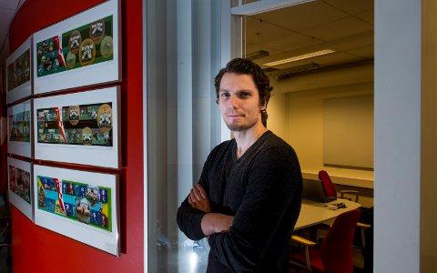 Joacim Heier har vært daglig leder i FFK siden desember 2016. Fredag ble han valgt inn i styret i Norsk Toppfotball.