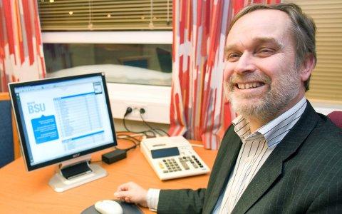Betyr mye: Banksjef Sigve Stokland i Ofoten sparebank mener Forsvarets etablering vil bety mye for Ofoten.