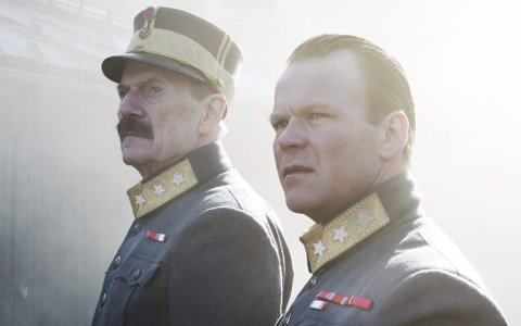 «Kongens nei»  med danske Jesper Christensen og Anders Baasmo Christiansen i hovedrolene er mest sett i år.