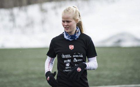 Katrine Winnem Jørgensen  Arkivfoto: Robin Bergfald.