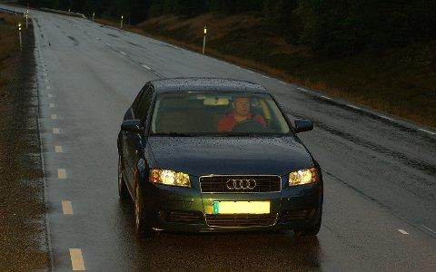 SLIPPER UNNA: De aller fleste som kjører for fort gjennom fotoboksene i Sverige slipper unna straff. Illustrasfjonsfoto: Rikspolisstyrelsen