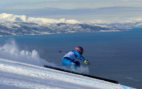 TA STEGET FORMELT: Torsdag skal kommunestyret i Narvik ta stilling til avtalene som formelt vil gjøre Narvik til søker av et ski-VM i alpine grener i 2027.
