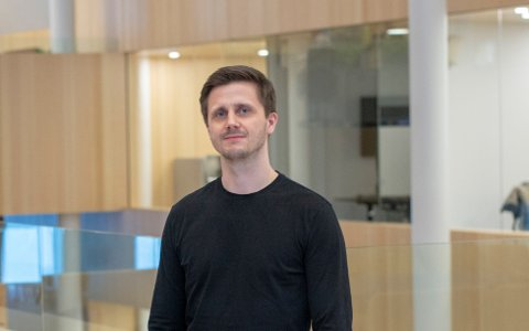Kommuneoverlege Jim André Dahl.