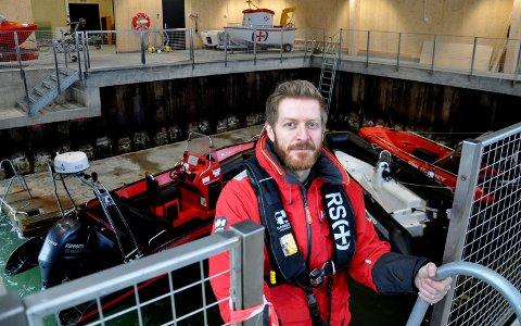 TETTPAKKET: Kim Hagen Bertheussen slipper sommerprogrammet til RS Noatun 15. februar. Fra slutten av mai til ut i september skal hele Langgrunn syde av liv.