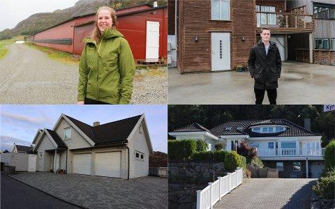 Suzann Pettersen kjøpte Gjesdals dyreste eiendom i 2020. Pål Varhaug kjøpte Edlandsgeilane 12, mens Mosabergsvingen 3 og Kyrkjeberget 1 også er blant de dyreste.