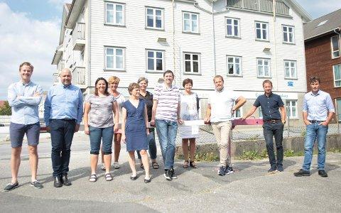 I fjor sommer var det ni ansatte i det som tidligere var Gjesdal regnskap, som da ble til Tveit Regnskap. Firmaet, som nå er kjøpt opp, holder til i Krambugata.