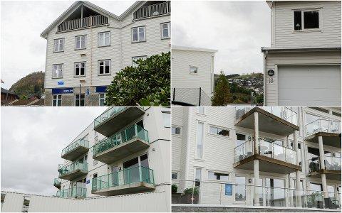 Disse fire boligene på Ålgård ligger alle ute til under tre millioner kroner. I Oltedal og på Gilja kan du få større boliger for rimeligere pris.