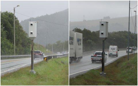 Det er ikke unaturlig at den ene tar inn store summer kontra den som står i motsatt retning, mener leder for trafikk- og sjøseksjonen ved Stavanger politistasjon, Rune Svensen.