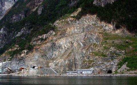 Verdier: NHO anslår at det finnes enorme verdier i norsk stein.