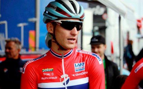 Svein Erik Bystrøm trekker seg fra sykkel-VM.
