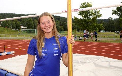 Høydehopperen Karen Høystad fra Ringebu hadde en drømmesesong i fjor. Nå har hun lagt opp.