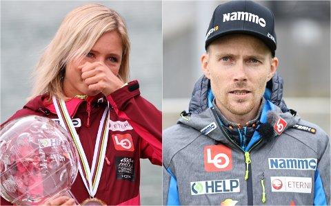 Maren Lundby ble svært rørt under seremonien der hun mottok krystallkula som sammenlagtvinner av verdenscupen. Bakgrunnen var at Bjørn Einar Romøren dukket opp med en gave til barnekreftavdelingen ved sykehuset i Lillehammer.