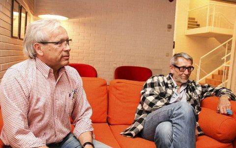 – UDEMOKRATISK: Bygdelista, ved Willy Westhagen og Øyvind Kvernvold Myhre, reagerer. Det samme gjør varaordfører Anne Marte Skari (Sp).