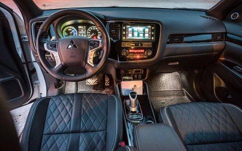 POPULÆR: Mitsubishi Outlander PHEV har vært en populær bil i Norge i mange år, og var den femte mest solgte bilen i Norge i 2019.