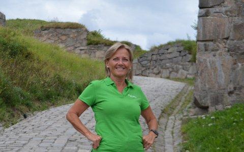 Turistsjef Liv Lindskog er fornøyd med årest sesong, og håper at den kan bli utvidet neste sommer.