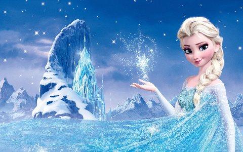 BARNEFAVORITT: Disneys «Frost» er en favoritt blant barna og en moderne klassiker.