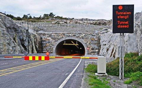 Karmøytunnelen har ventilasjonsproblemer.