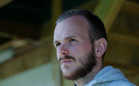 GRIPER MULIGHETEN: Endre Eide begynner sin nye jobb i Start denne uken.