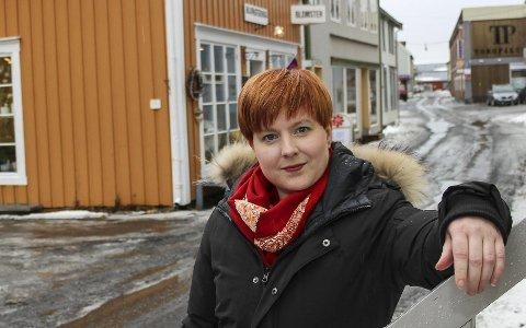 INN I SENTRALSTYRET: Varaordfører i Vefsn, Åshild Pettersen, er valgt inn i SVs sentralstyre som kvinnepolitisk leder. Foto: Runde Pedersen